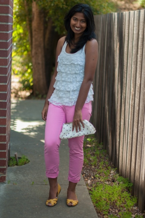 Pink, Polka Dots, and Lace-9